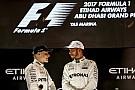 Mercedes consultou Hamilton antes de contratar Bottas