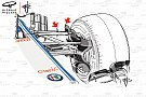 Formel-1-Technik: Sauber entwickelt innovativen Querlenker
