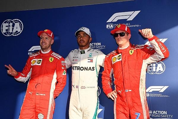 Formula 1 Sıralama turları raporu Avustralya GP: Sezonun ilk pole pozisyonu Hamilton'ın, Raikkonen 2.!
