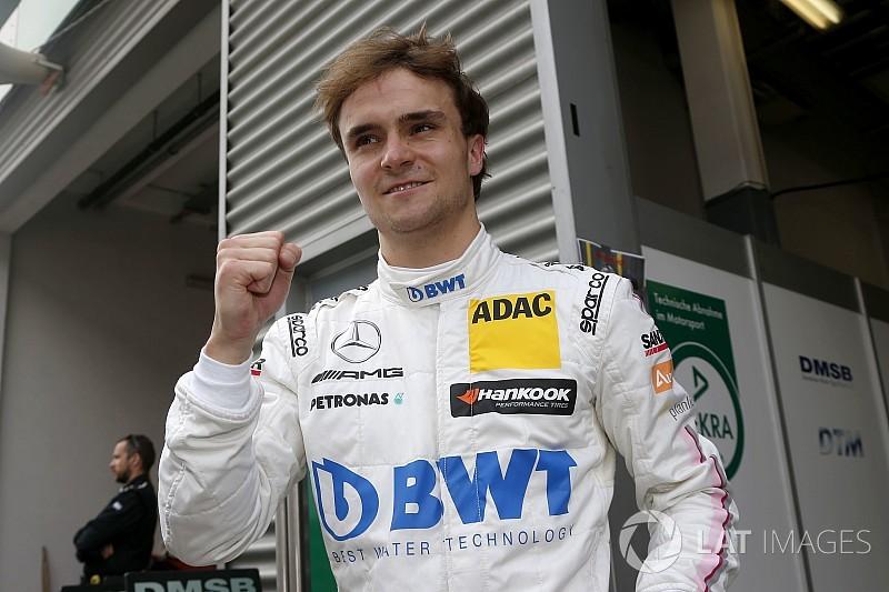 Lucas Auer probará el Force India en Hungría