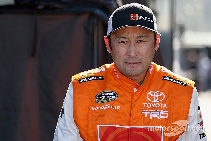 Japanese driver Akinori Ogata to make Xfinity debut at Phoenix