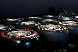 Формула 1 Новость Гран При Монако: шины на гонку