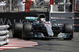 Formula 1 Breaking news Masalah set-up sebabkan penampilan buruk Hamilton di kualifikasi