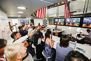 Формула 1 Самое интересное Репортаж: как смотрели «Инди 500» в паддоке Монако