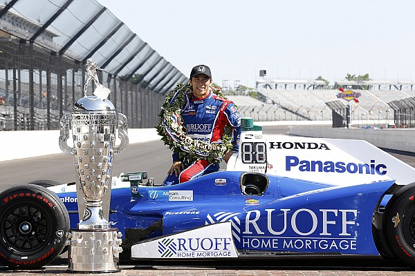 Borg-Warner Trophy heads to Japan for first ever trip outside USA