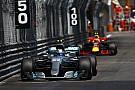 Формула 1 Боттас отказался всерьез относиться к темпу Red Bull в Монако