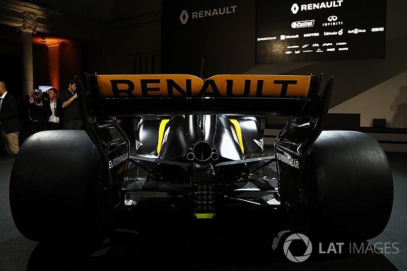 VÍDEO: Ouça som do novo motor Renault para 2018