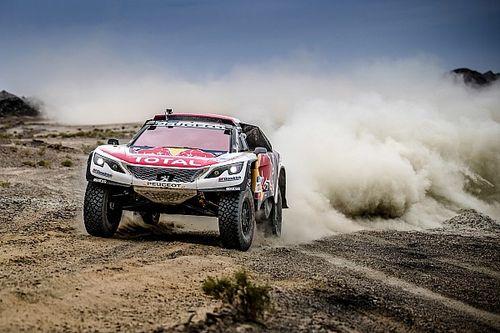 Peugeot-Fahrer Cyril Despres gewinnt Silk-Way-Rallye 2017