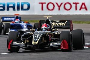 Formula V8 3.5 Reporte de la carrera Triunfo de Fittipaldi en México y Celis es segundo