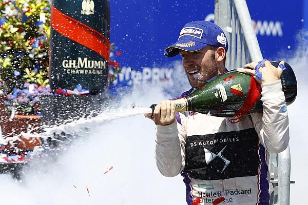 """Formule E Nieuws Bird heeft """"gemengde gevoelens"""" na dubbele zege ePrix van New York"""