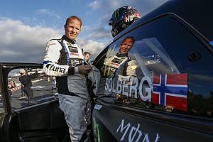World Rallycross Résumé de course Solberg en tête avant les demi-finales, Loeb quatrième
