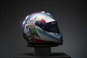 Foto: Massa usa capacete especial para retorno à F1 em Spa
