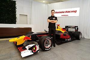 Super Formula Breaking news Gasly confirmed at Mugen for 2017 Super Formula season
