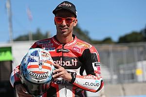 World Superbike Breaking news Melandri tetap bertahan di Ducati WorldSBK
