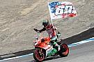World Superbike Laguna Seca WSBK: Davies beats the Kawasakis for comeback win