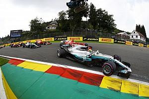 Formula 1 En iyiler listesi Belçika GP: Yarışın en güzel 25 fotoğrafı