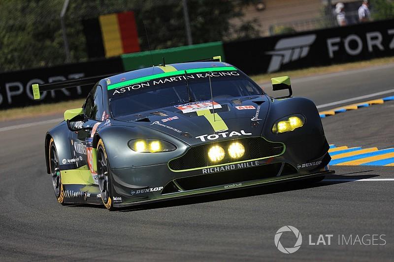 Andy Palmer: Aston Martin in Le Mans, solange ich da bin