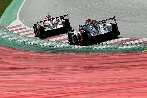 ELMS Reporte de la carrera Memo Rojas, a las puertas de la victoria en Austria