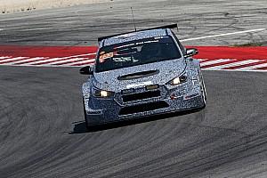 TCR Ultime notizie Ottimo test Hyundai con Tarquini e Buri alla 24h di Misano