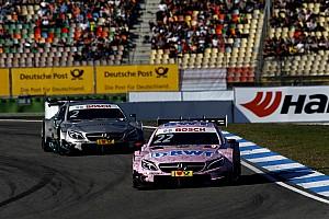 DTM News Mercedes-Bilanz 2017: Starker Saisonstart mit schwerwiegenden Folgen