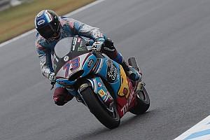 Moto2 Reporte de la carrera Álex Márquez consigue el triunfo y Vierge sube al podio por primera vez