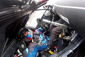 TCR Fotostrecke Video: Die meisterliche Runde von Stefano Comini in Spa-Francorchamps