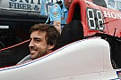 Gallery: Alonso's first day in IndyCar