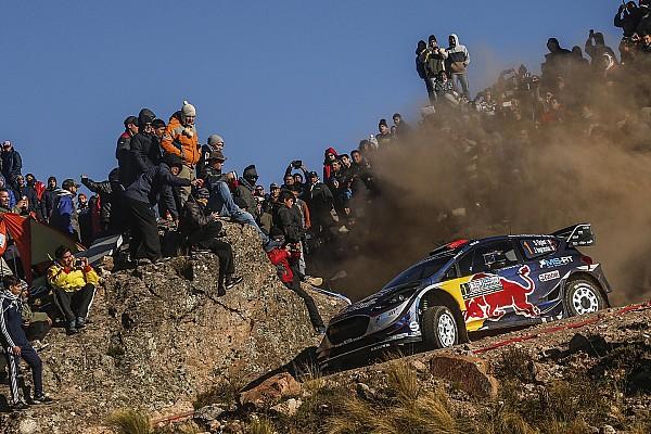WRC Rallye Portugal: M-Sport schließt Teamorder nicht aus
