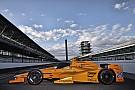 McLaren и Andretti показали ливрею машины Алонсо в «Инди 500»