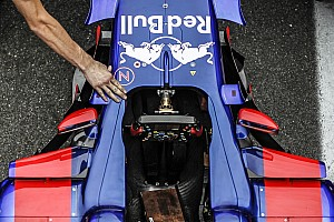 Toro Rosso a passé les crash-tests FIA