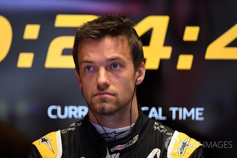 パーマー、今季中のシート喪失を否定「あと7レース乗れる契約がある」