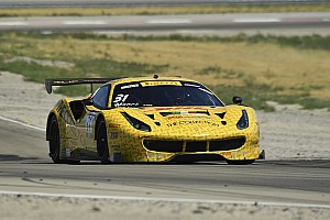 PWC Race report Utah PWC: Ferrari beats Acura in second GT SprintX race