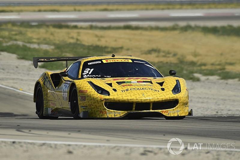 Utah PWC: Ferrari beats Acura in second GT SprintX race