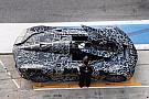 Auto Techrules - La supercar à turbine en roulage à Monza