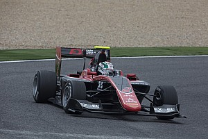 GP3 Test raporu Fukuzumi, Barcelona GP3 testinin ilk gününde lider
