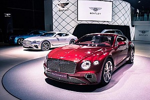 Auto Actualités Photos - Bentley Continental GT, la star de Francfort