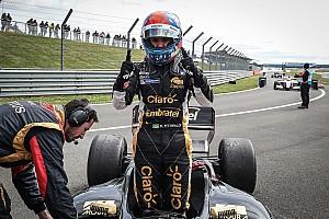 Fórmula V8 3.5 Entrevista Pietro revela troca de informações entre brasileiros