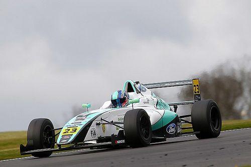 Formel 4: Donington-Crash von Billy Monger wird von FIA untersucht