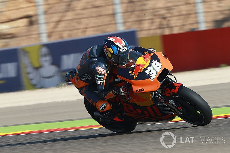 Smith scolded by crew chief for Aragon performance