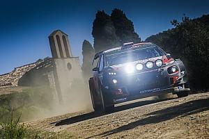 WRC Самое интересное Возвращение на гравий. Как прошли тесты Леба в Citroen