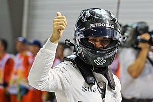 Formula 1 Qualifying report Singapore GP: Rosberg grabs pole, Vettel suffers nightmare