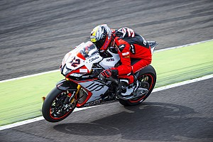 World Superbike Practice report Lausitzring Day 1: Savadori heads the charge