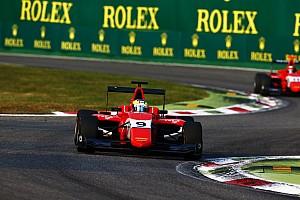 GP3 Репортаж з гонки GP3 у Монці: Денніс здобуває першу перемогу