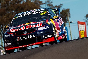 Supercars Practice report Bathurst 1000: Whincup makes scorching start in practice