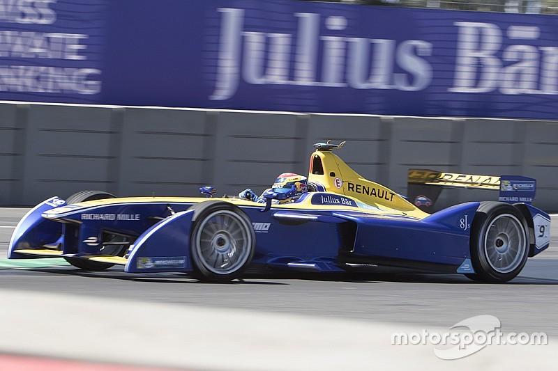 Sébastien Buemi mantiene el dominio en el e.Prix de México