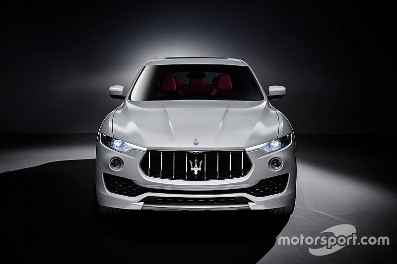 Maserati Levante: dit zijn de eerste beelden van de nieuwe SUV