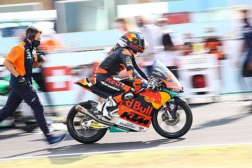 Moto3 Barcelona 1. antrenman: Fernandez lider, Deniz 28. oldu