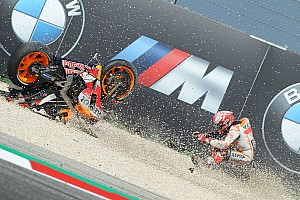 Deze MotoGP-coureurs crashten in 2018 het vaakst