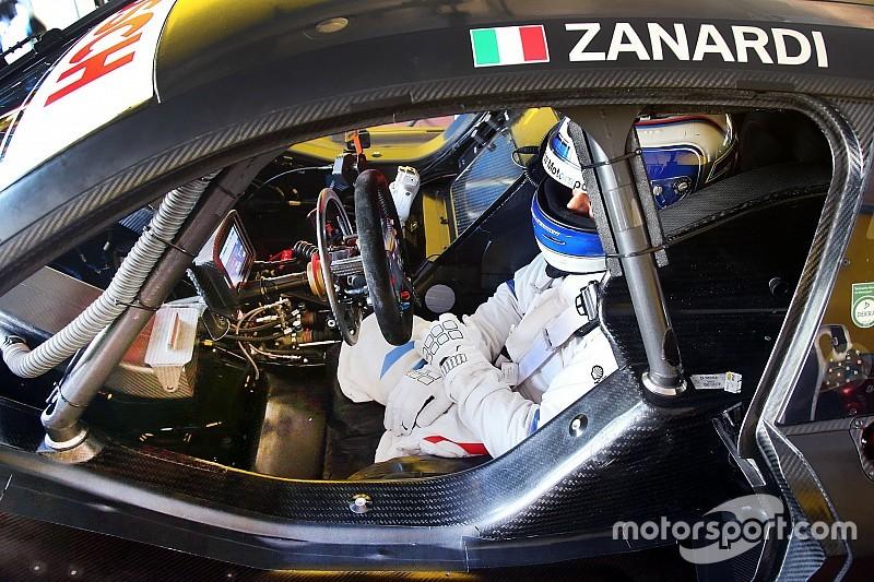 BMW reveals modifications for Zanardi DTM one-off