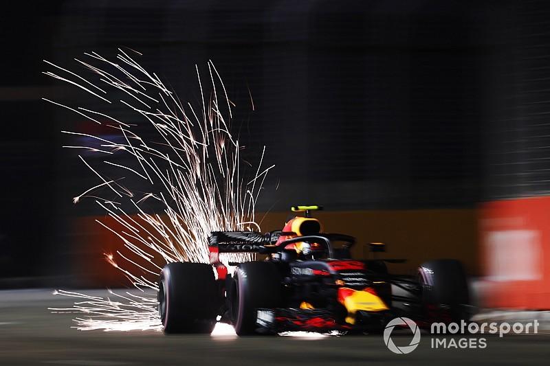 Red Bull trabalha em solução de mapeamento de motor para prova